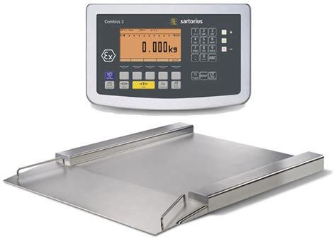 Timbangan Cargo floor scales in all platform sizes
