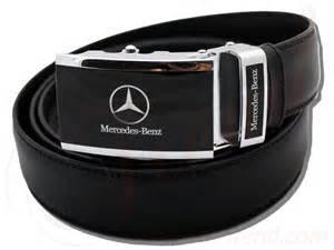 Mercedes Belt Ceinture Mercedes Boucle Auto Fixante Luxe 19 90