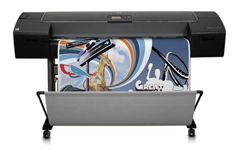 Printer Hp Z2100 hp designjet z2100 44 large format photo printer q6677d