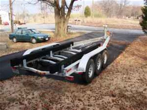 used boat trailers for sale in hton roads 2006 road king boat trailer 26 29 ft boat tri axle