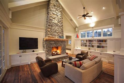 Fireplace Floor To Ceiling Ideas by 100 Fireplace Design Ideas For A Warm Home During Winter