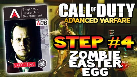 tutorial uñas zombie exo zombies quot main easter egg quot tutorial step 4