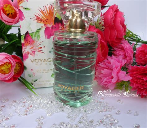 Parfum Oriflame Voyager mademoiselle lorraine perfume of the moment voyager