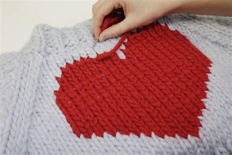 knitting duplicate stitch free knitted template duplicate stitch watg