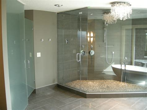 steam shower glass doors frameless glass steam shower and water closet door house