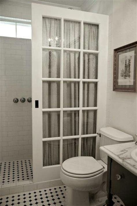 small french doors for bathroom old french door as shower curtain bathroom design