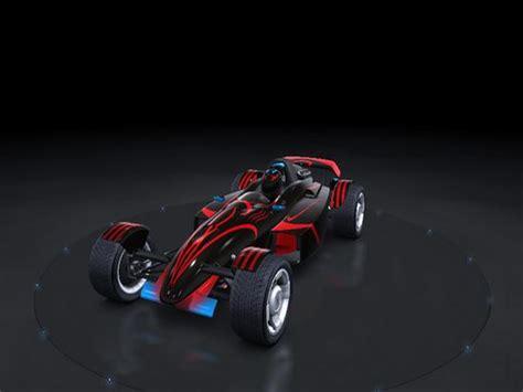 trackmania carpark  skins black pvd car