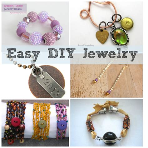 easy jewelry ideas make bracelets as it looks and this easy tutorial will
