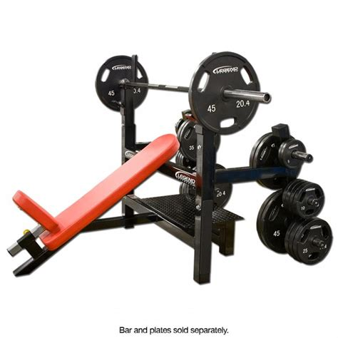 olympic incline bench press pro series olympic incline bench legend fitness