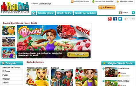scaricare web gratis tanti mini giochi per pc gratis da scaricare o giocare