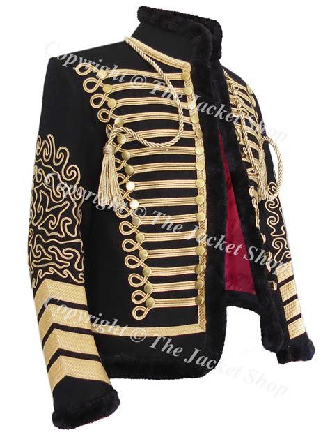 Jacket Shop Hussars Russian Pelisse Tunic Fur Jacket