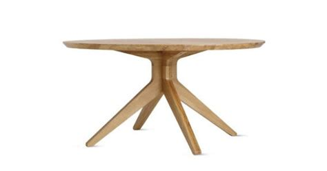 Dwr Dining Table Dwr Cross Table 59 Quot Diameter Dining Dining Table Tables And Room