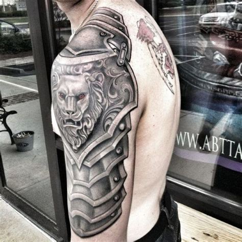 knight armor tattoo tattoos armor