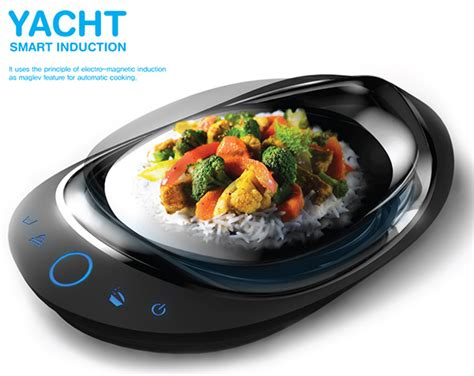 induction cooking electromagnetic fields cooking with magnetic fields yacht smart induction