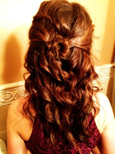 Hair Styles For The Ball | debutante hairstyles 16 inkcloth