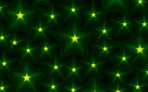 wallpaper green star glowing green stars wallpaper vector wallpapers 25264