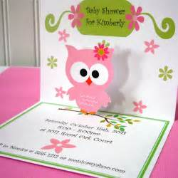 pop up invitations owl invitation owl invites pop up owl