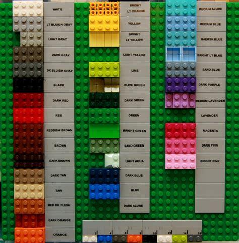 lego colors a brick moc lego