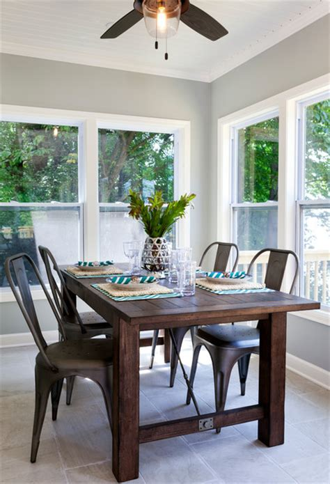 lake house dining room ideas lake house style dining room by