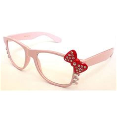 Tags Bling For Nerds by Hello Die Cut Fashion Glasses Pink Hello