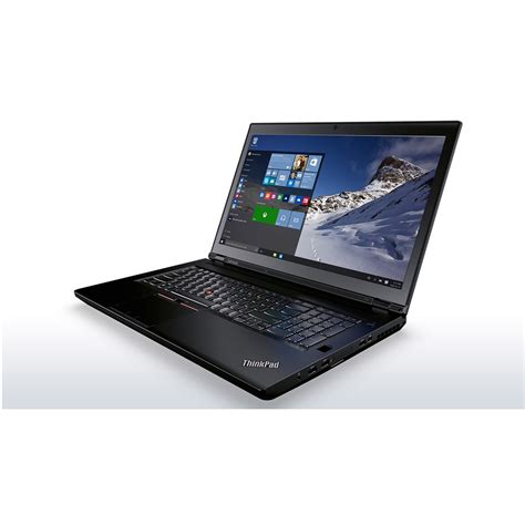 Lenovo P70 lenovo thinkpad p70 mobile workstation xeon e3 1505m v5