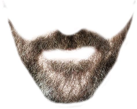 pictures with no background designer beard transparent background