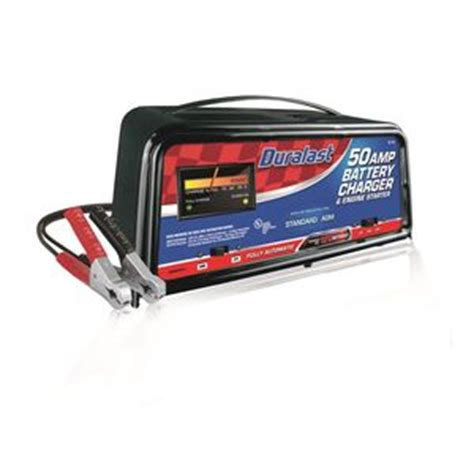 battery chargers autozone duralast 50 10 2 fully automatic starter charger with