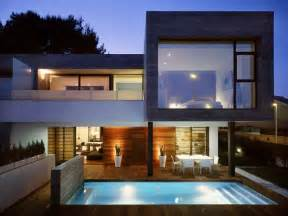 Ultra Contemporary Homes by House Plans And Design Small Ultra Contemporary House Plans