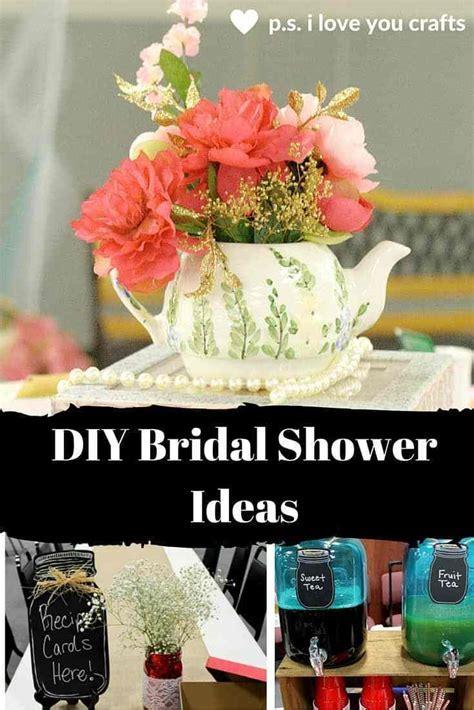 DIY Bridal Shower Ideas for a fun Celebration   P.S. I
