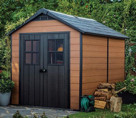 keter newton  outdoor storage shed garden sheds nz