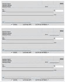 blank check template amp deposit form