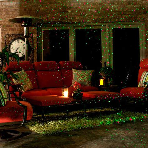 christmas lights laser projector outdoor  year