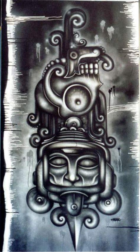imagenes aztecas graffiti dioses mayas para colorear wallpapers real madrid