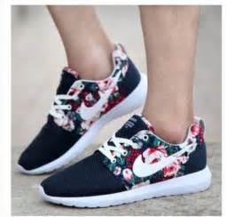 nike flower shoes nike sneakers floral