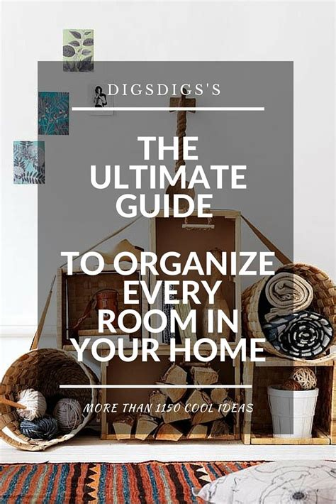 ideas to organize every area in your home 31400 best images about organizing ideas on pinterest