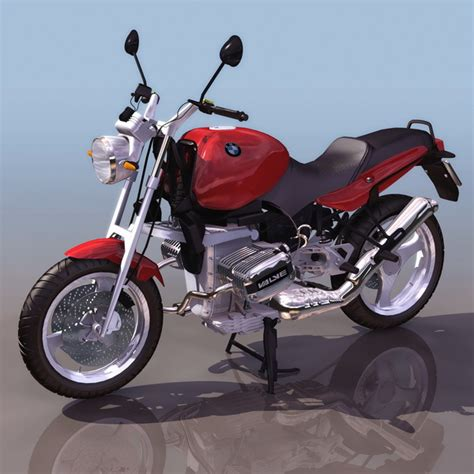 Motorbike 3d Model Free bmw r1100 sport touring motorcycle 3d model 3ds files free
