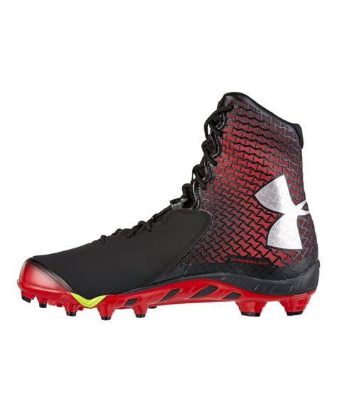 armour football shoes s armour spine brawler football cleats ebay