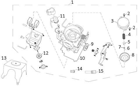 Förgasare, Baotian & BTM Reservdelar | AsiaMotor AB F24