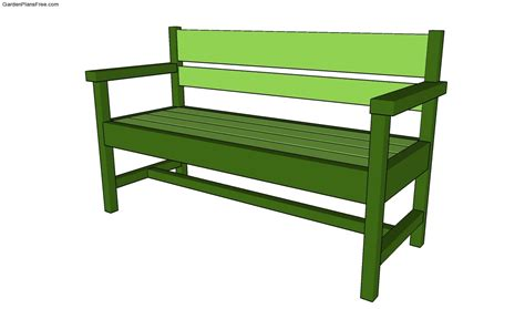 plans to build a bench seat daybed plans free garden plans how to build garden