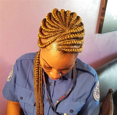 ghana braids pictures from nigeria 2017 gorgeous medium sized ghana braids for african women