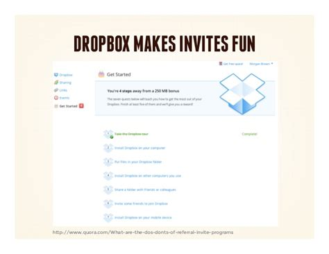 dropbox quora dropbox makes invites funhttp www quora com what are the