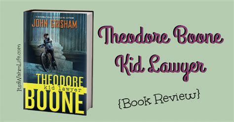 theodore boone kid lawyer book report theodore boone kid lawyer book review its a wahm