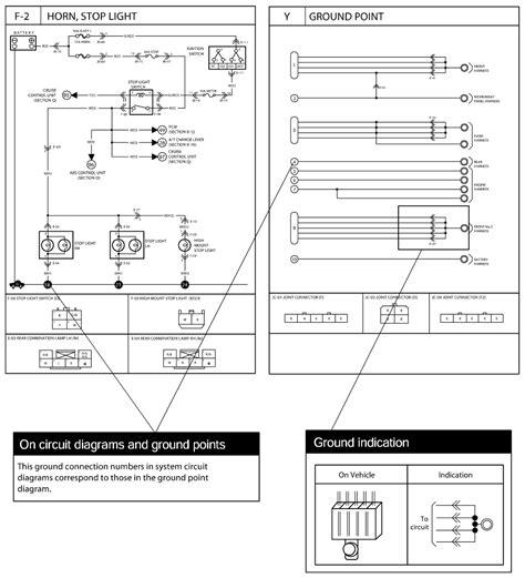 manual repair free 2004 kia sedona parking system repair guides wiring diagrams wiring diagrams 3 of 4 autozone com