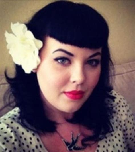 rockabilly hairstyles no bangs rockabilly hair fringe google search hair pinterest