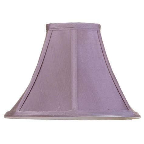 10 inch l shade 10 inch easy to fit empire shade grape from litecraft