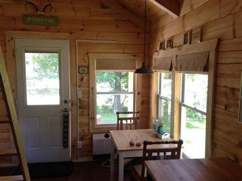 tiny houses in michigan cozy 200 sq ft amish made tiny house for sale in