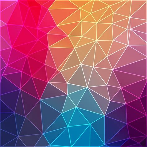 three dimensional origami gorgeous three dimensional fold origami background vector