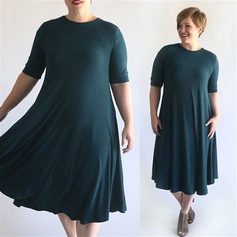 swing dress patterns swing dress pattern easy sewing tutorial it s always