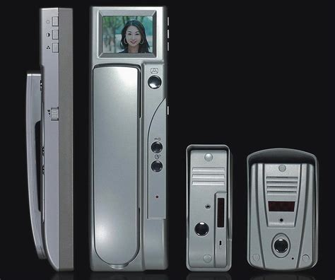 door phone intercom evd740 china door