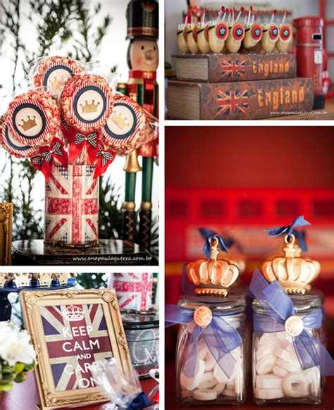 London Party Themes Ideas | kara s party ideas london birthday party supplies ideas